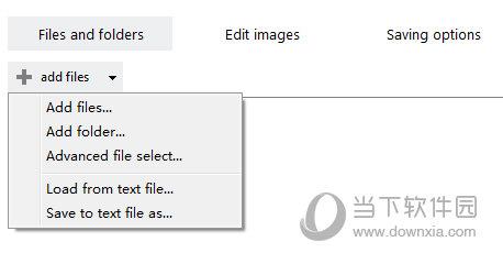 本地里面的图片都可以载入软件