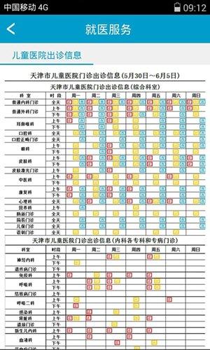 天津就医 V2.12.16 安卓版截图4