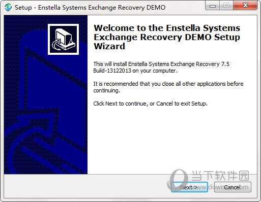 Enstella Exchange Recovery