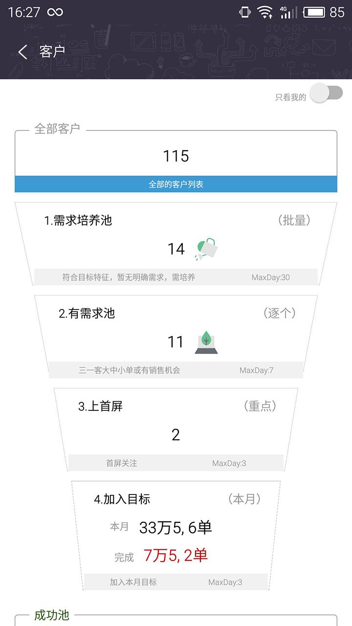 快目标 V2.1 安卓版截图1