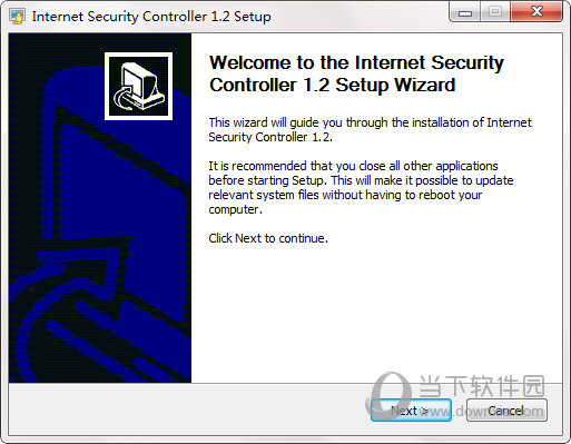 Internet Security Controller