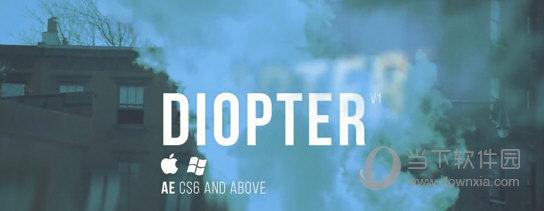 Aescripts Diopter