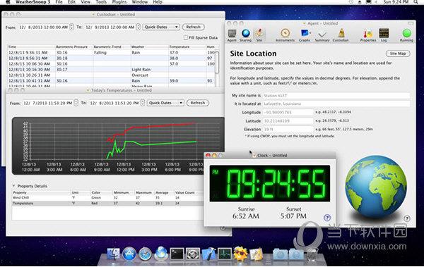 WeatherSnoop Mac版
