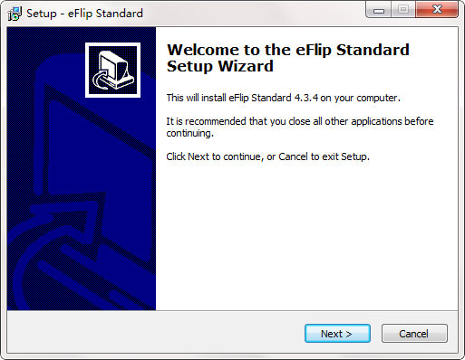 eFlip Standard