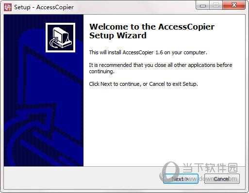 AccessCopier