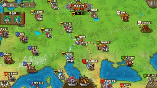 欧陆战争5全解锁版 V1.3.1 安卓版截图2