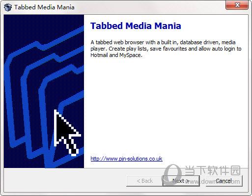 Tabbed Media Mania