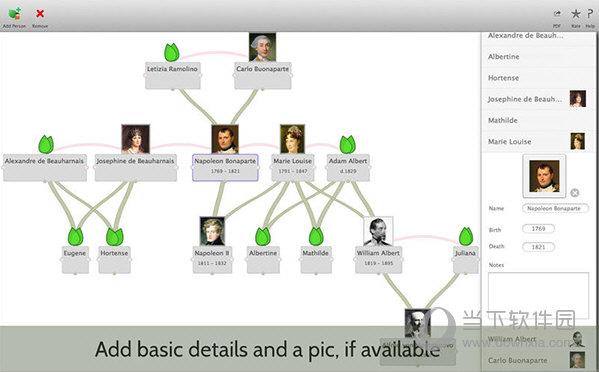 My Family Tree软件