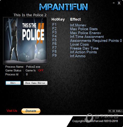 这是警察2修改器3dm版