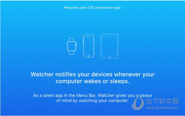 Watcher Mac版