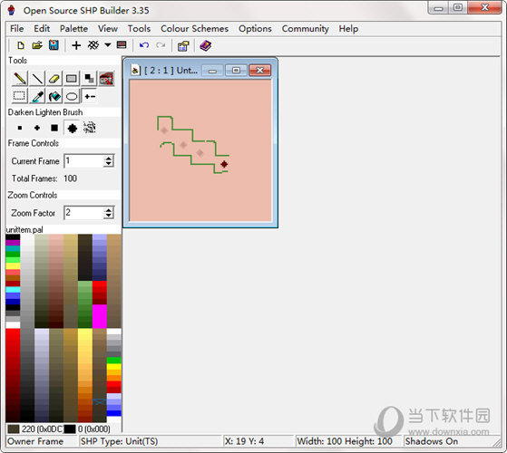 OS SHP Builder