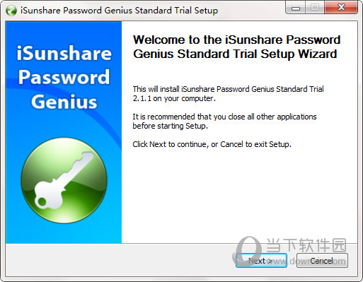iSunshare Password Genius