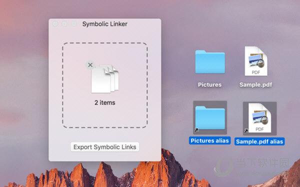 Symbolic Linker Mac版