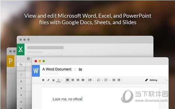 Office Editing