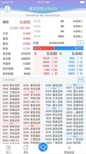 国都交易宝 V2.0.3 安卓版截图3