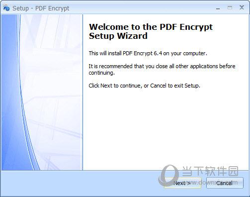 PDFArea PDF Encrypt