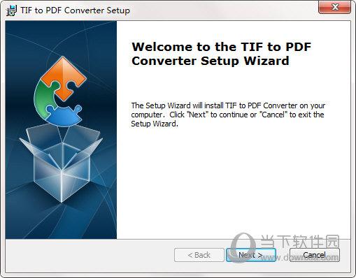PDFArea TIF to PDF Converter