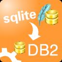 SqliteToDB2(Sqlite导入DB2工具) V2.3 官方版