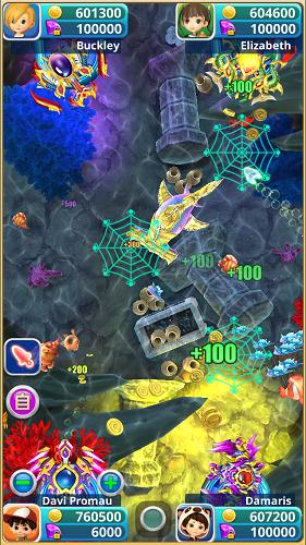 捕鱼海岛 V1.5.14.0 安卓版截图3