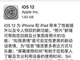 iOS12正式版开始推送 专注老设备性能提升