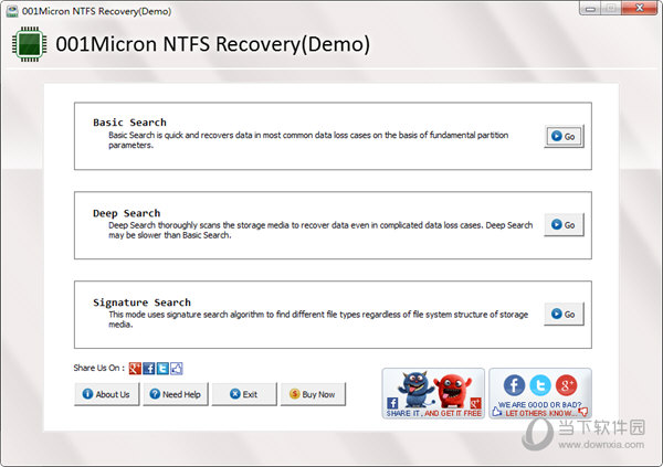 001Micron NTFS Recovery