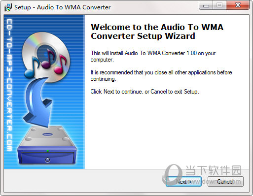 Crystal Audio To WMA Converter