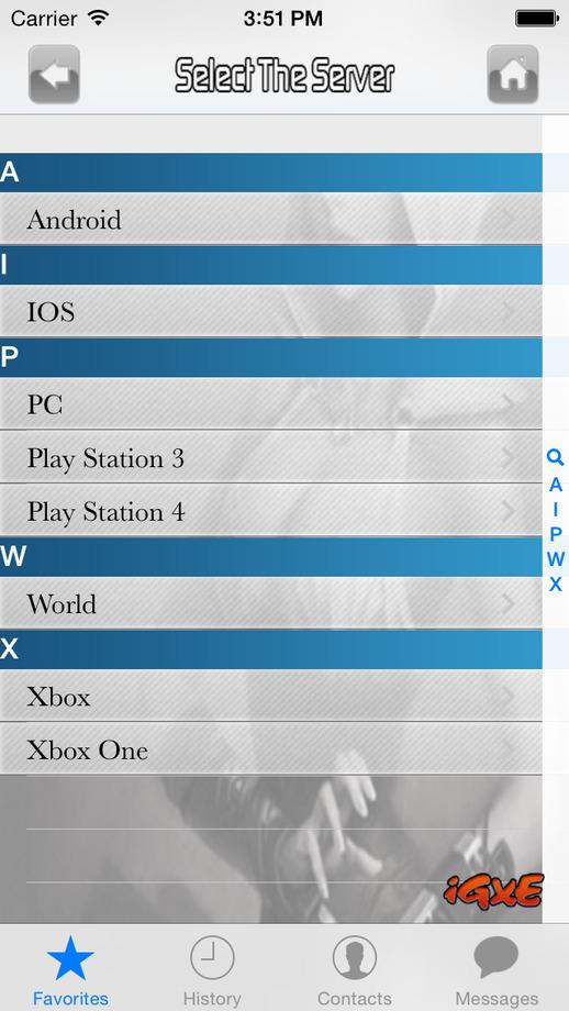 IGXE V1.0.1 安卓版截图3