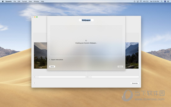 Dynamic for Mac