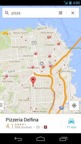 谷歌地图 V9.87.3 安卓版截图3