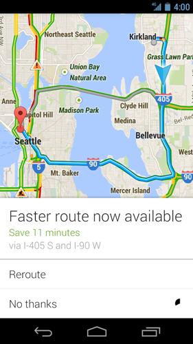 谷歌地图 V9.87.3 安卓版截图6