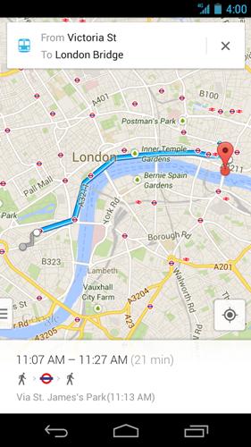 谷歌地图 V9.87.3 安卓版截图8