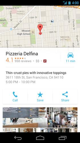 谷歌地图 V9.87.3 安卓版截图7
