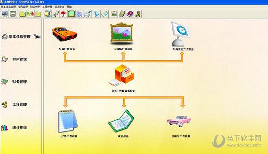 车辆营运广告管理系统