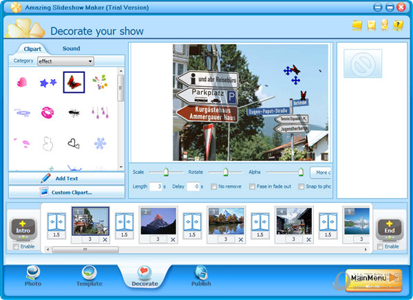 Amazing Slideshow Maker