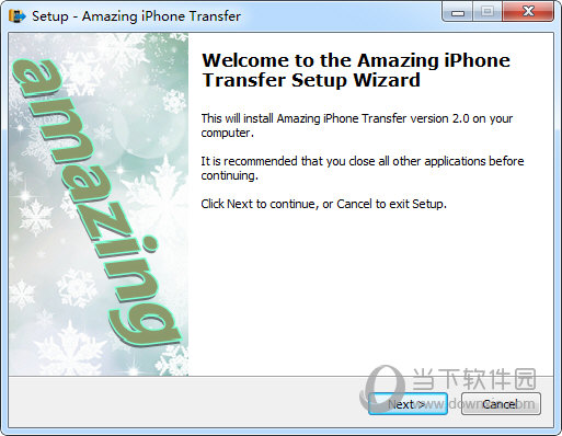 Amazing iPhone Transfer
