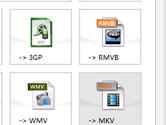格式工厂转换RMVB格式方法 需要旧版软件