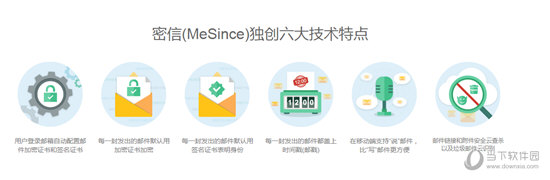 密信MeSince