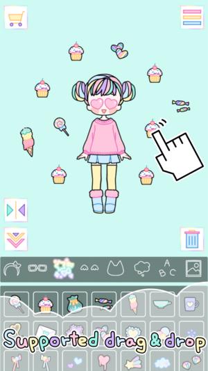 粉彩女孩中文破解版 V1.1.6 安卓版截图1