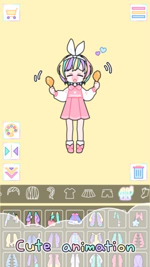 粉彩女孩中文破解版 V1.1.6 安卓版截图2