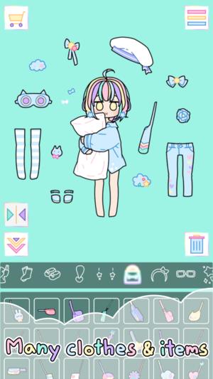 粉彩女孩中文破解版 V1.1.6 安卓版截图3