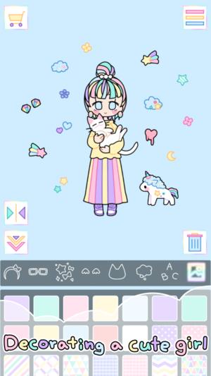 粉彩女孩中文破解版 V1.1.6 安卓版截图8