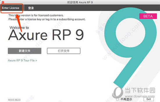 Axure RP 9