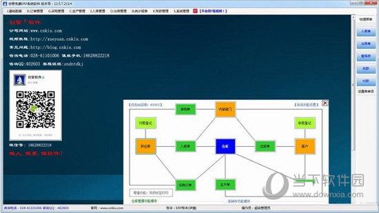 创管免费ERP系统软件