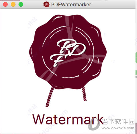 PDF Watermarker