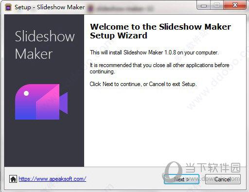 Apeaksoft Slideshow Maker