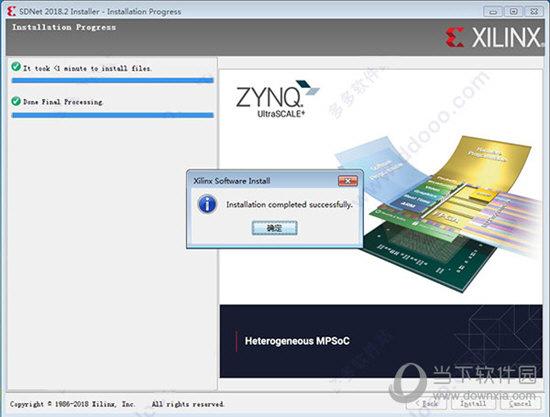 Xilinx SDNet