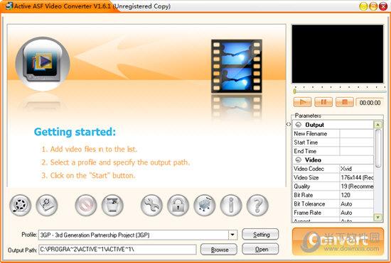 Active ASF Video Converter