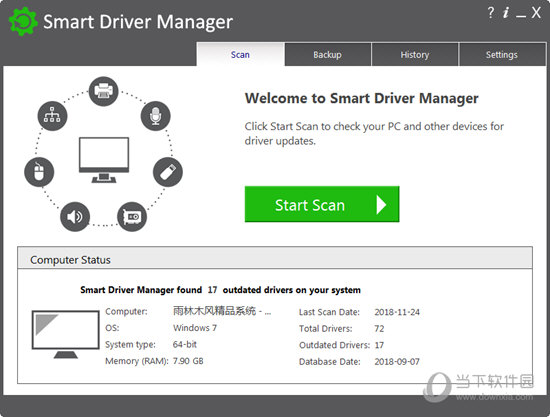 Smart Driver Manager