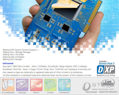 【软件特色】   1,protel dxp2004引入了集成库的概念,这使您在原理