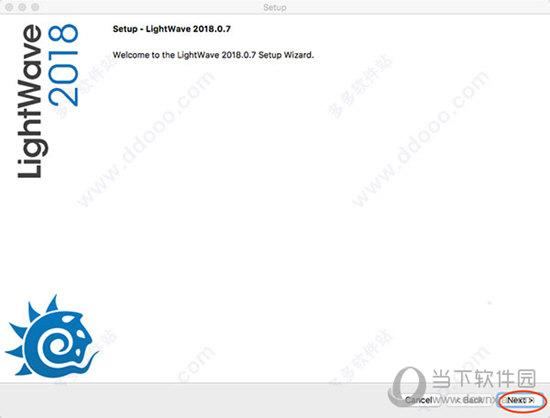 LightWave 3D 2018